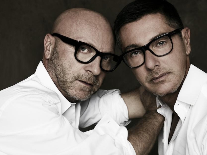 Domenico Dolce & Stefano Gabbana