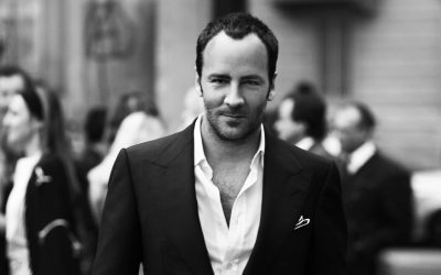 "A ""fashion ikon"" – Tom Ford"