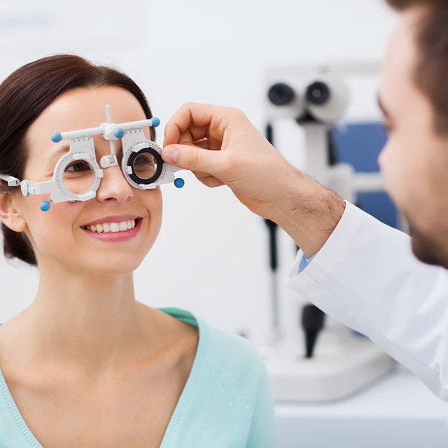 szemész szemész szemüveg a komp)